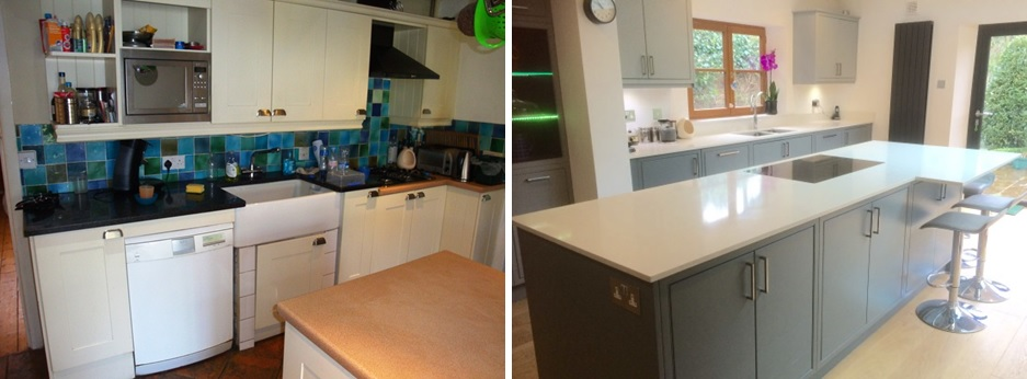 Martin KitchenBeforeandafterimage