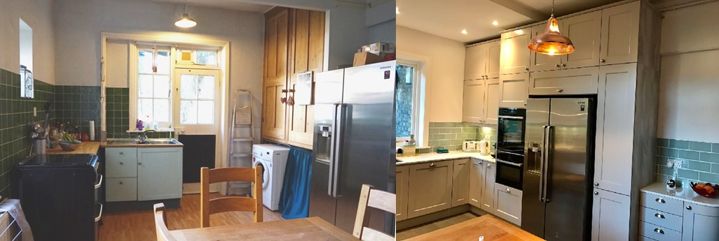 Feature Kitchen   West London