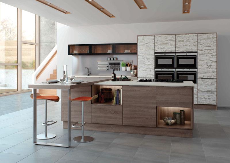 Hacker Küche | Wentworth Design Sunbury Kuche Kollektion